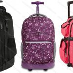 10 Best Rolling Backpack for Nursing School