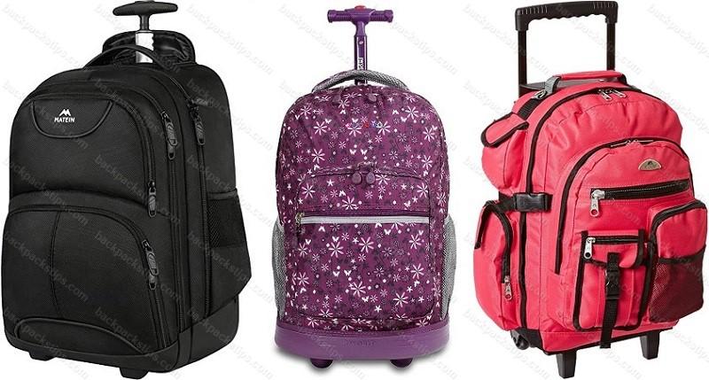 Best Rolling Backpack for Nursing School