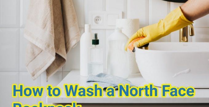 How to Wash a North Face Backpack